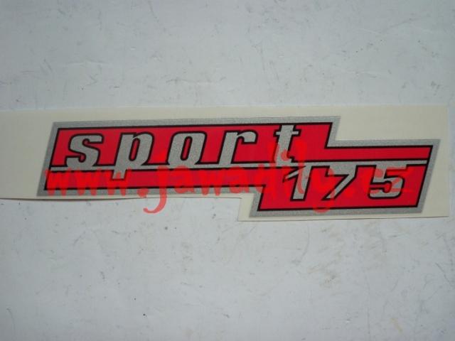 Označení Sport 175