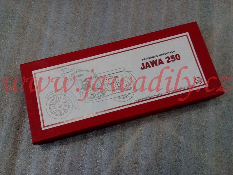 Dřevěná stavebnice modelu - Jawa Kývačka 250
