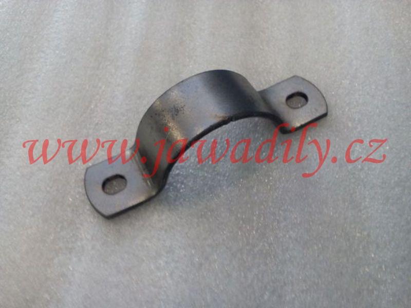 Držák předního blatníku, objímka - Jawa 350/634