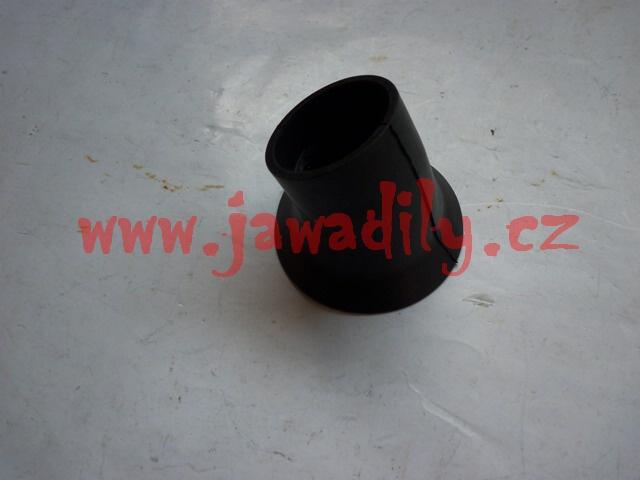 Gumová spojka sání - Jawa 500 OHC