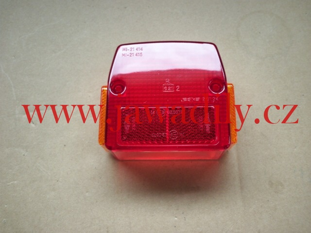Kryt zadního světla - Jawa Babetta 210 ( neoriginál )