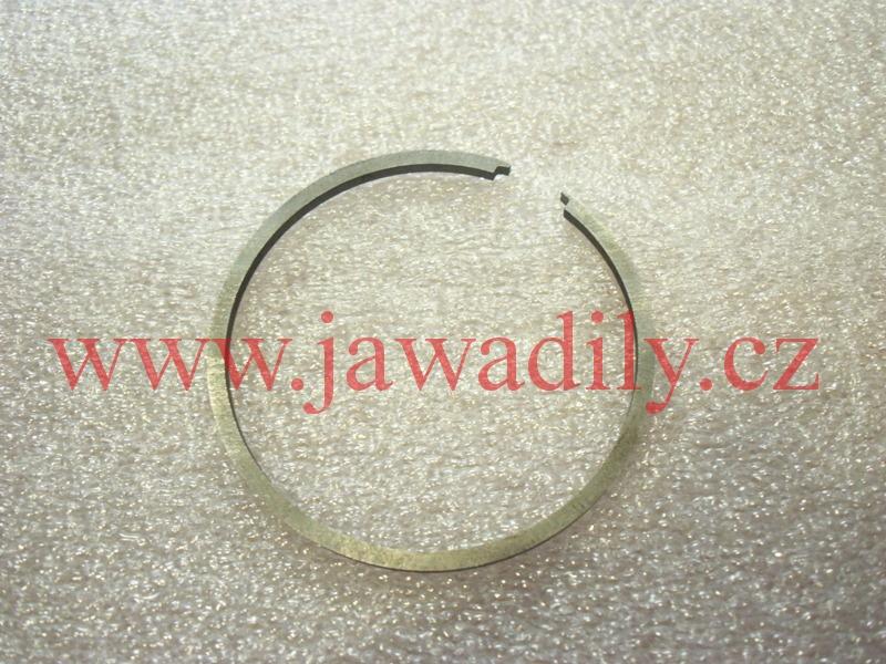 Pístní kroužek 52,25 x 2mm - Jawa, ČZ 125