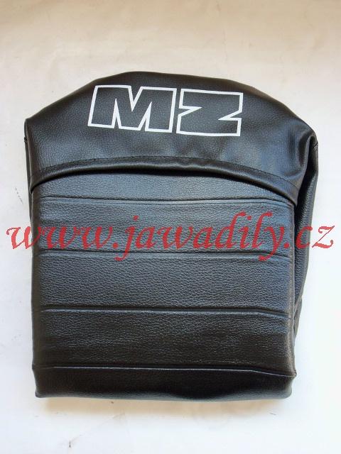 Potah sedla (černý) - MZ-ETZ