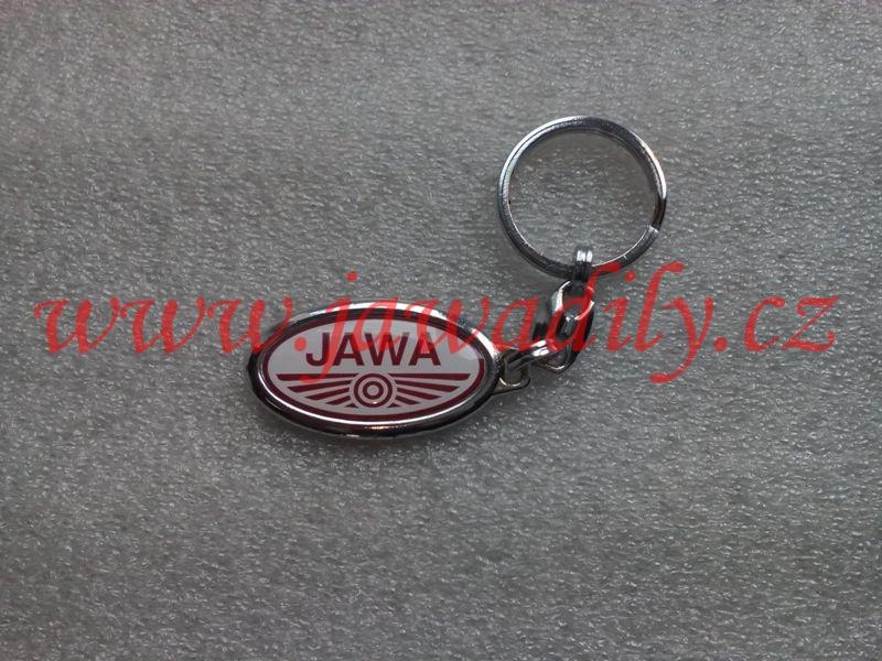 Přívěšek na klíče - Jawa