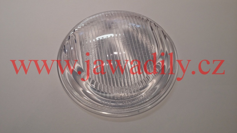 Sklo předního světla - Jawa 550, 555