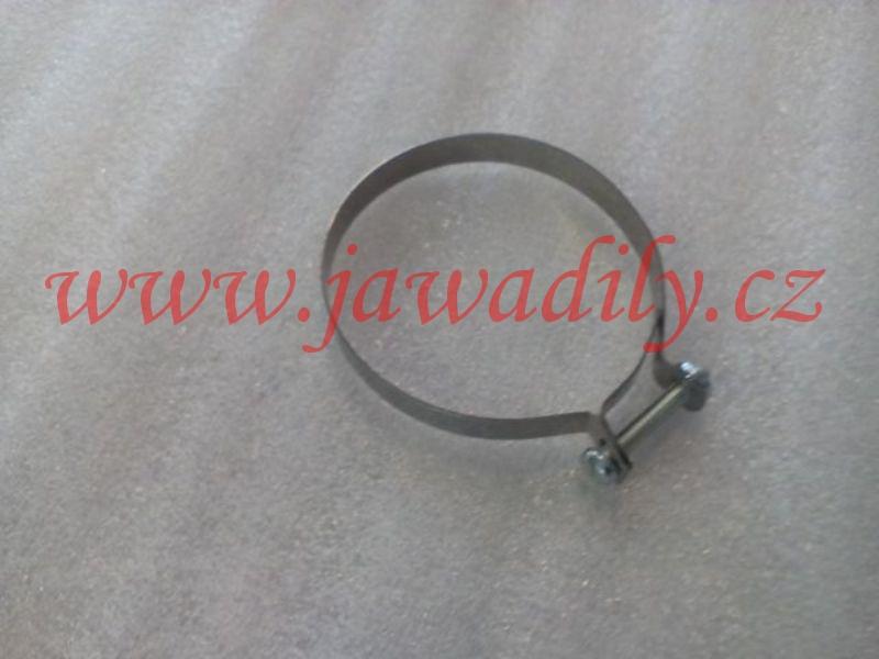 Spona manžety př. vidlice - Jawa 350/638-640