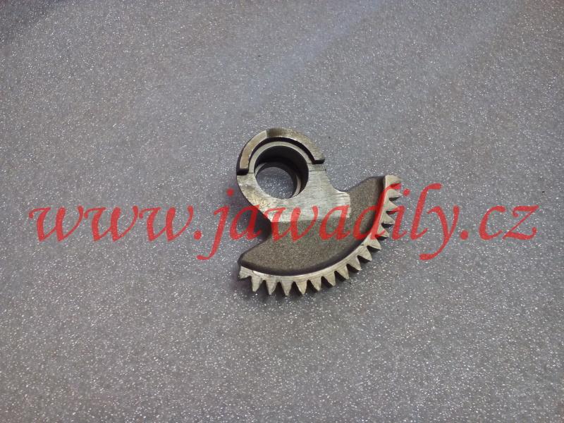 Startovací segment 16 z. - Jawa 350/634-640