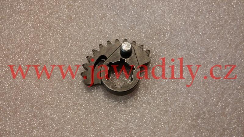 Startovací segment - Jawa Pionýr 550, 555