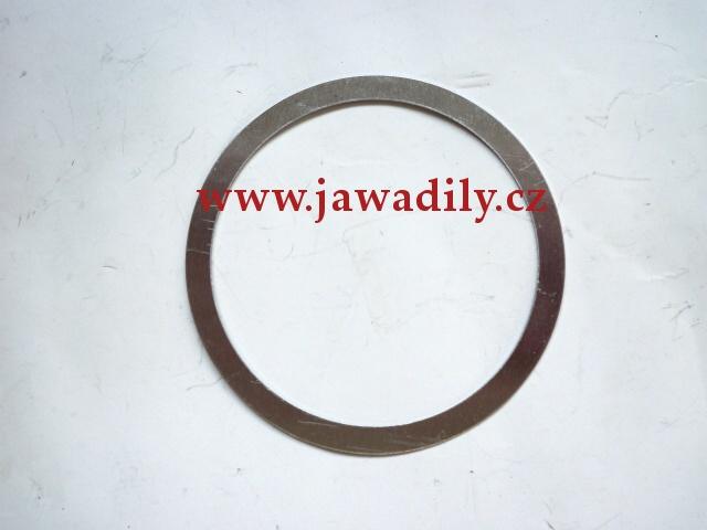 Těsnění pod hlavu válce (0,5mm) - Jawa,ČZ - 175 a 350