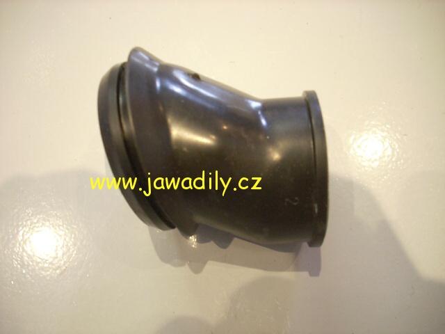 Gumová spojka sání - Jawa 350/638 a 639