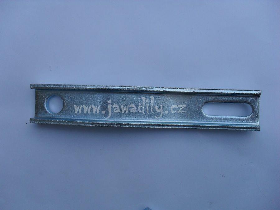 Záchyt reakce zadního kola - Jawa 350/634-640