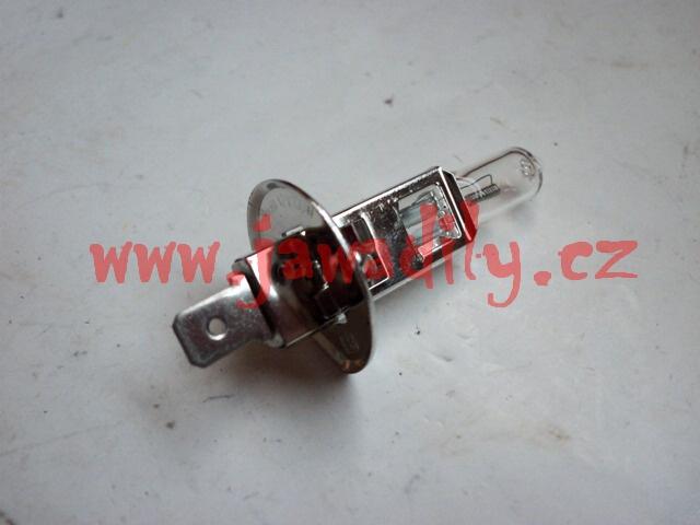 Halogenová žárovka H1 - 12V/100W