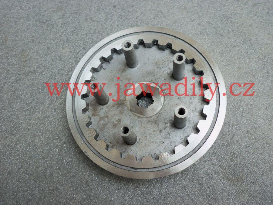 Buben s unašečem - náboj spojky - Jawa 350/638-640