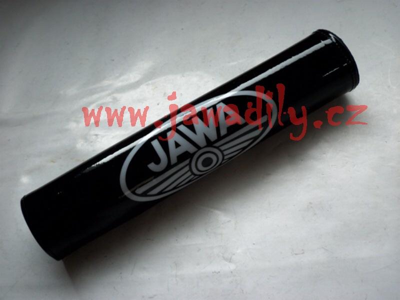 Chránič hrazdy řídítek (černá) - Jawa
