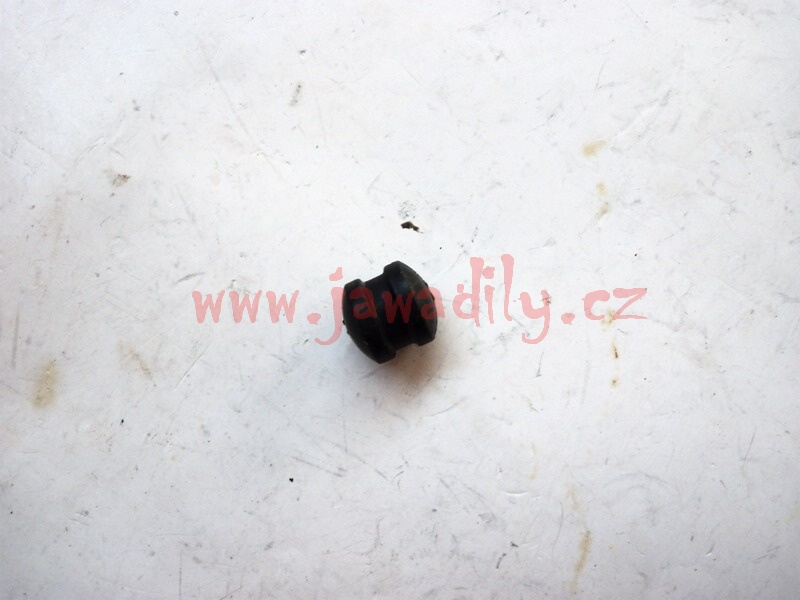 Opěrka krytu boční schránky - Jawa 350/639-640