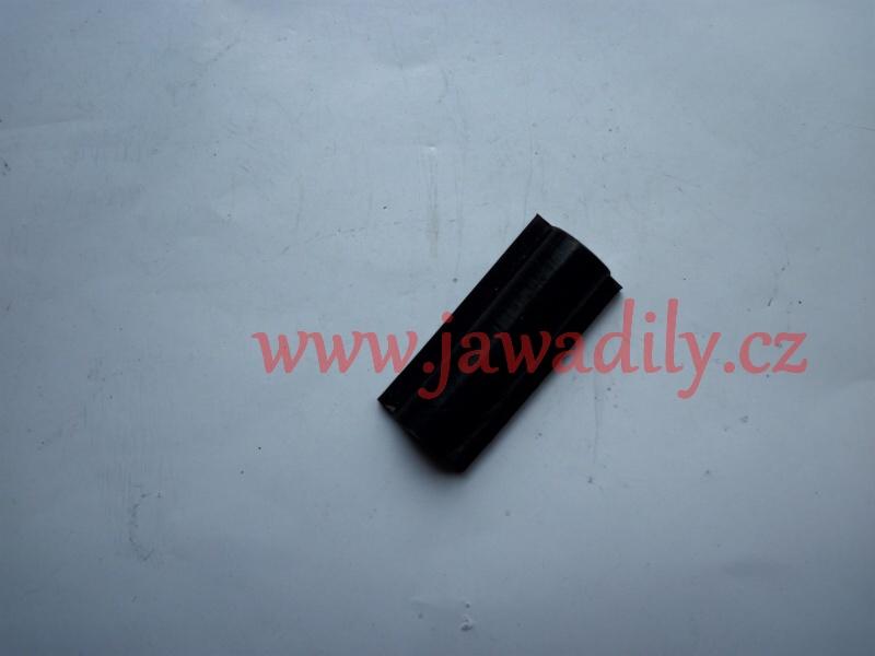 Dorazová guma krytu řetězu - Jawa, ČZ