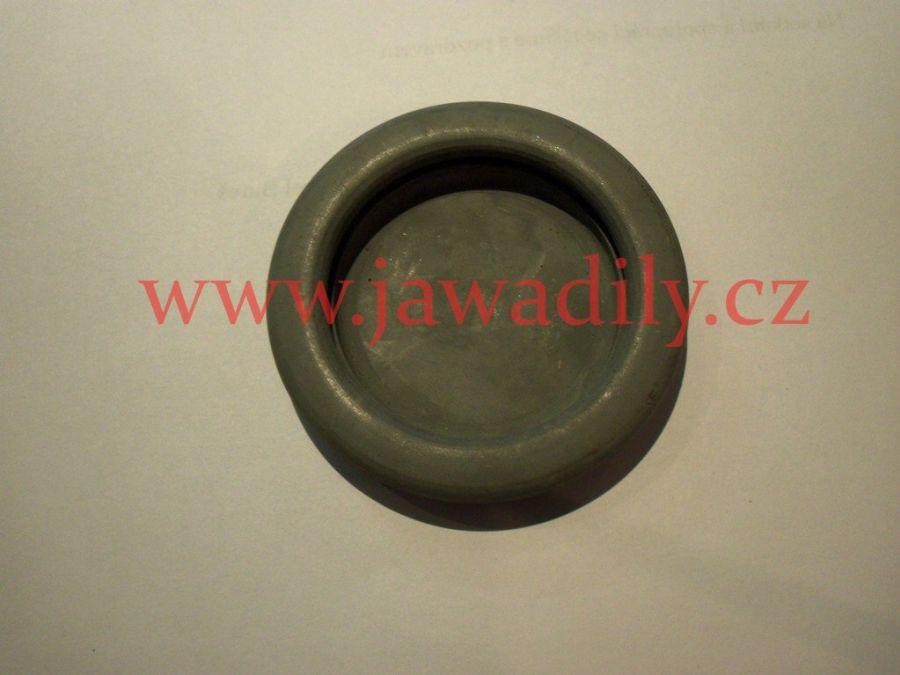 Guma odrazky zadního blatníku (šedá) - Jawa, ČZ