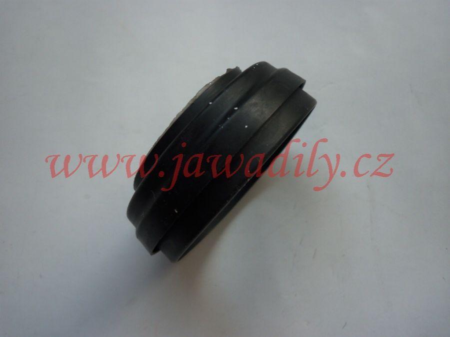 Guma přední vidlice s prolisem Jawa 350/638-640