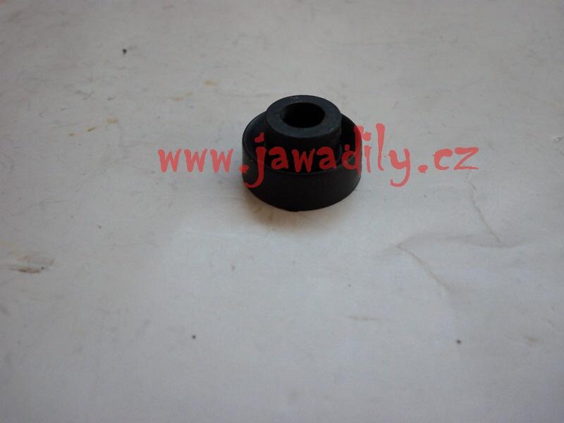 Gumová část silentbloku přístrojové desky - Jawa 350/639-640