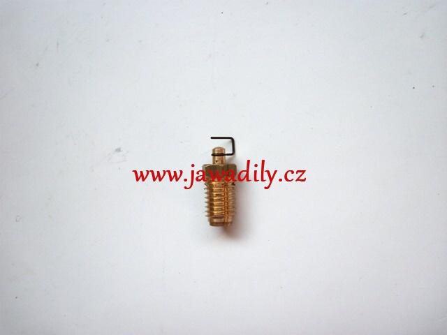 Jehlový ventil karburátoru - Babetta