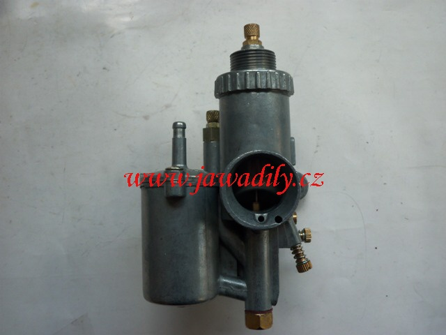 Karburátor kompletní (Jikov) 26 + sytič - Jawa, Velorex