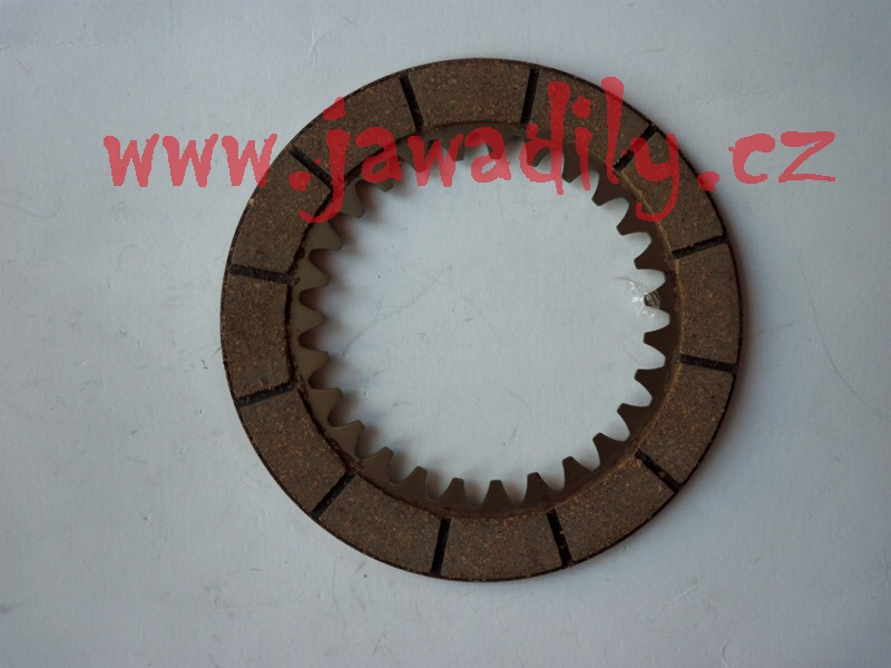 Spojková lamela - MZ-ETZ 250
