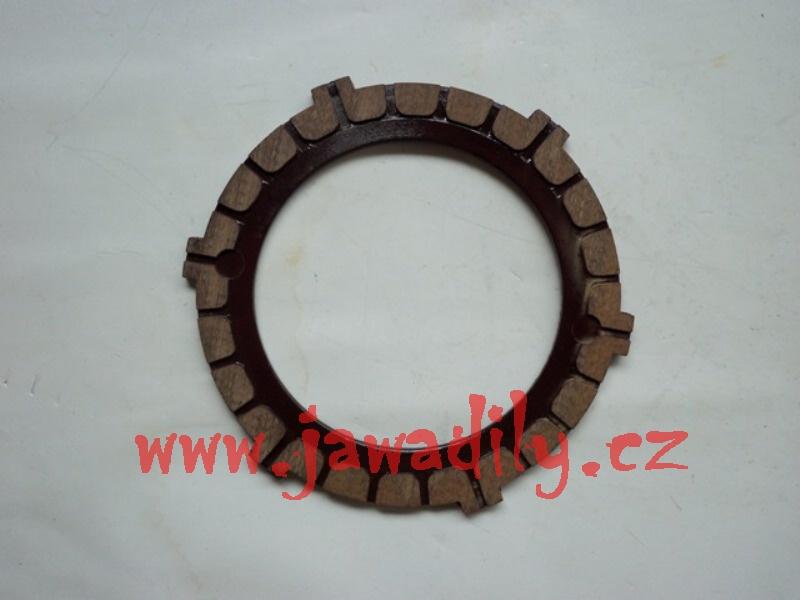 Spojková lamela - MZ ETZ 125 a 150