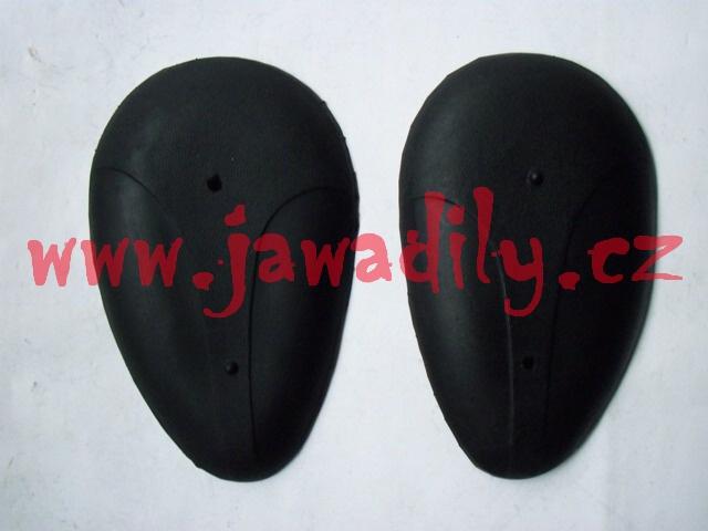 Nákolenice nádrže - Jawa 500 OHC