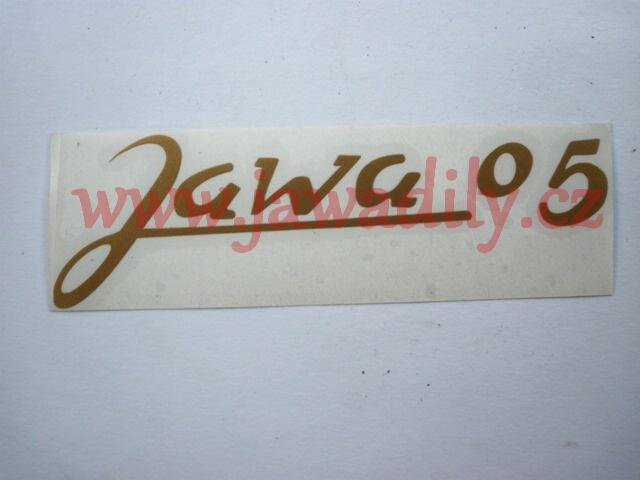 Nálepka - Jawa 05