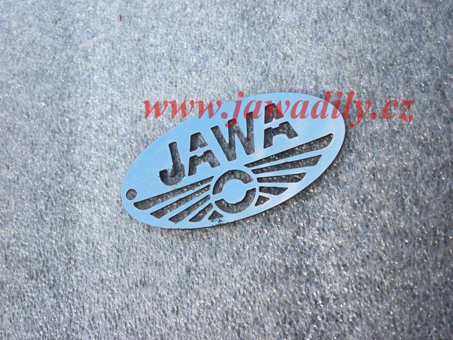Přívěšek nerez - Jawa