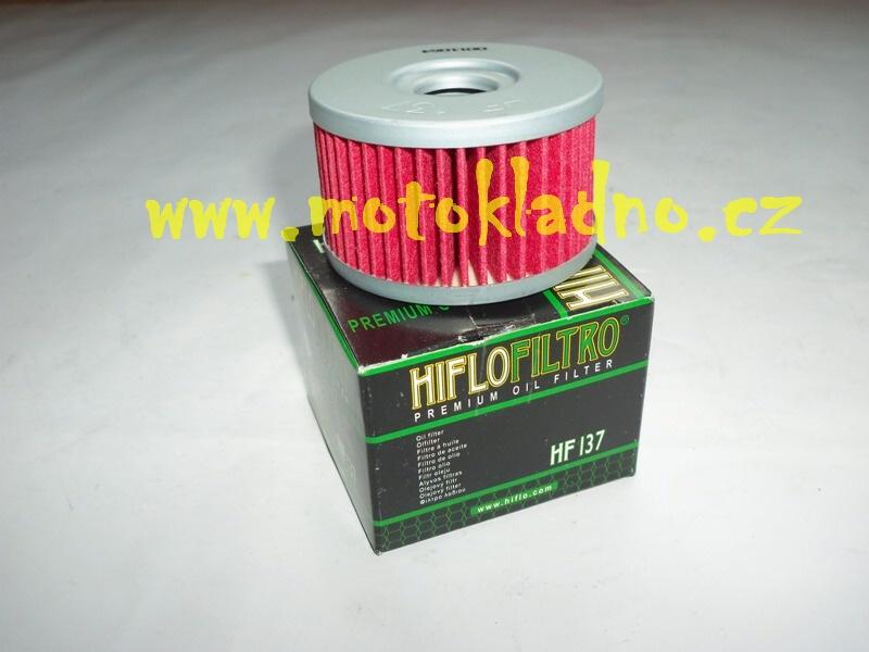 Olejový filtr Hiflo - HF 137