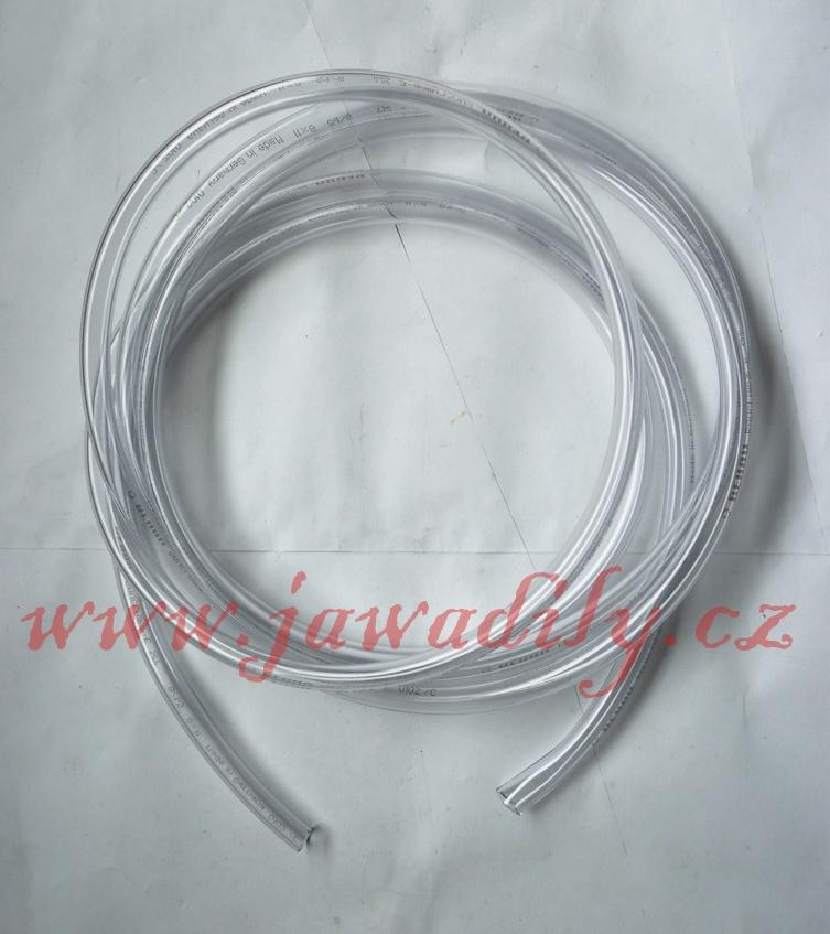 Palivová hadička 8x11mm