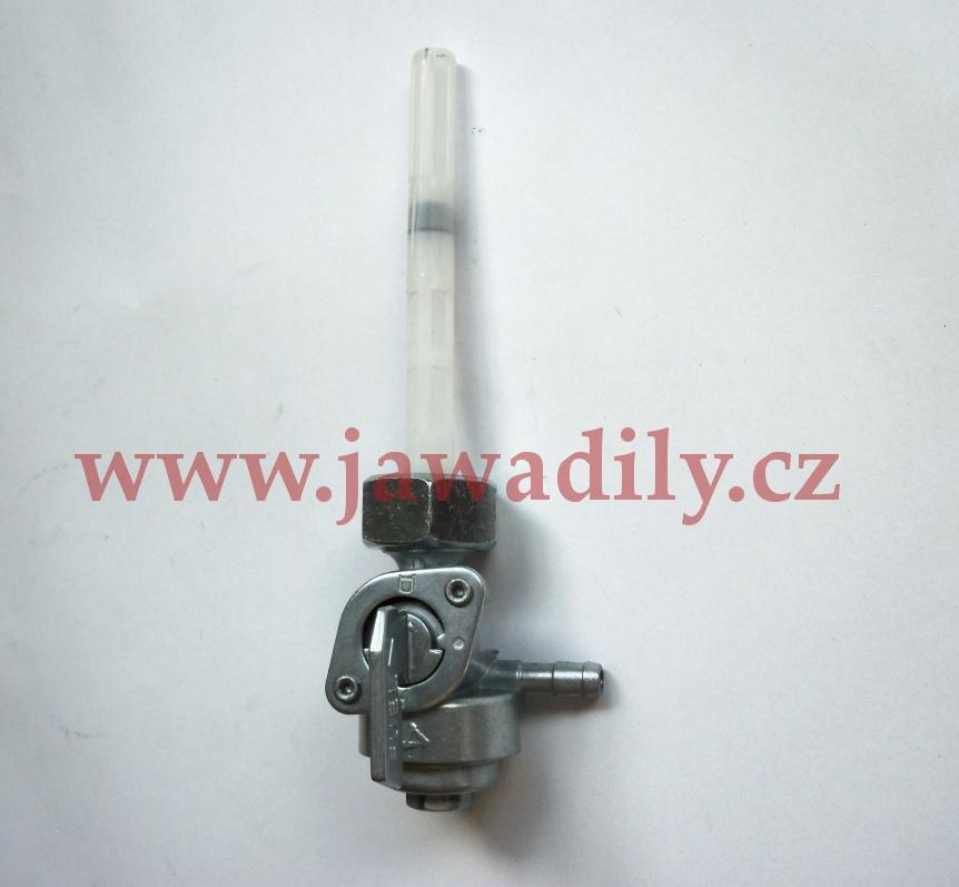 Kohout paliva s maticí M16x1,5mm - UNI