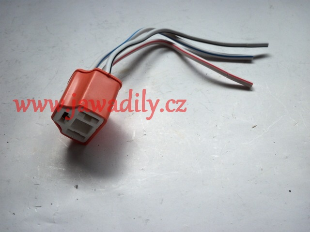 Patice pro žárovky H4 - keramická