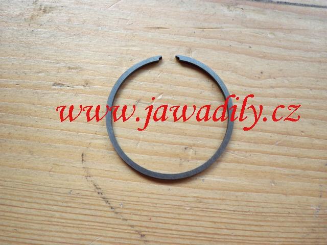 Pístní kroužek 39,00 x 2mm - Pionýr, babetta