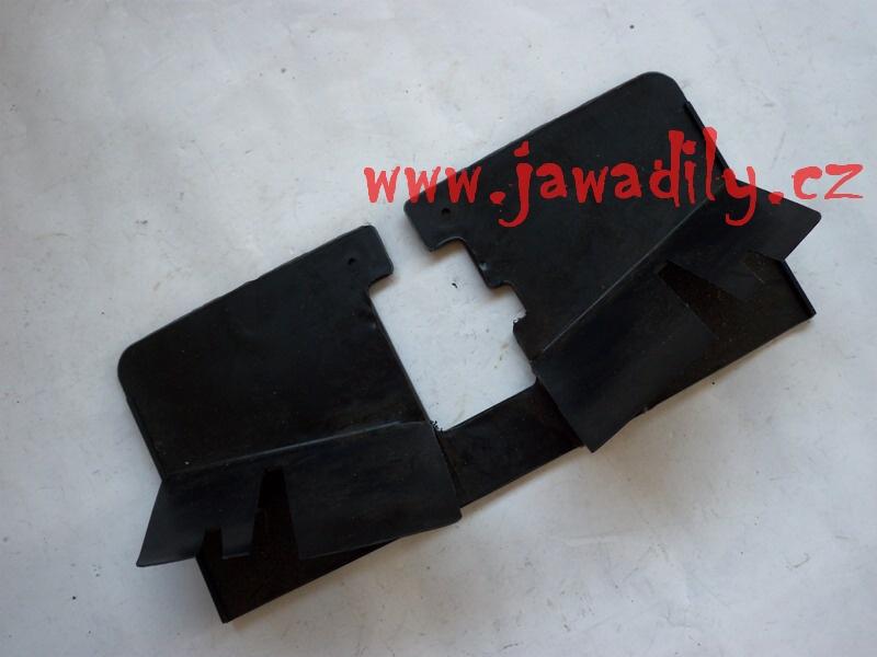 Clona filtr boxu (plast) - Jawa 350/639