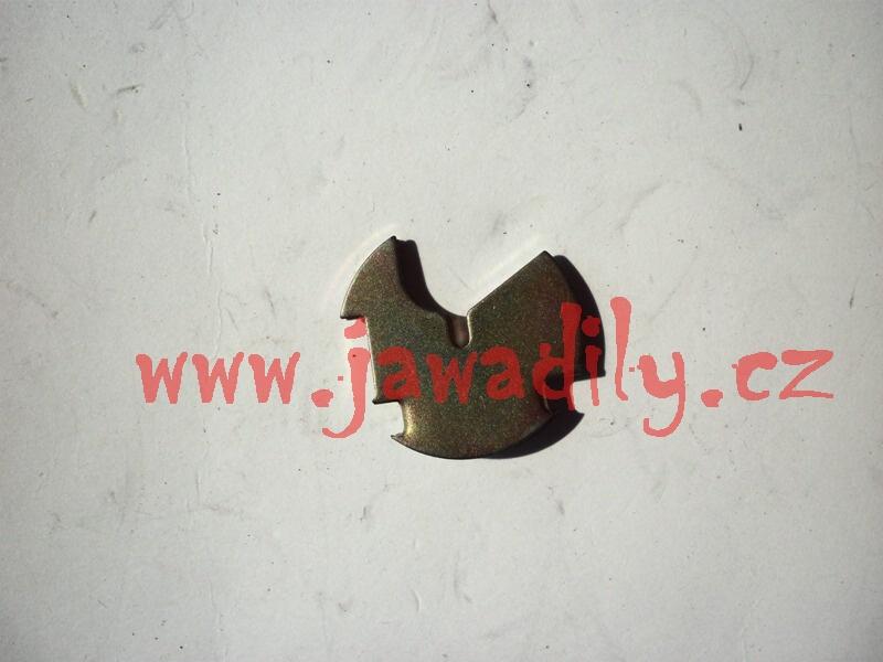 Pojistka jehly šoupátka karburátoru - MZ ETZ 150