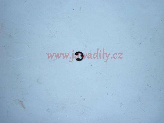Pojistka tlačítka sytiče - Babetta