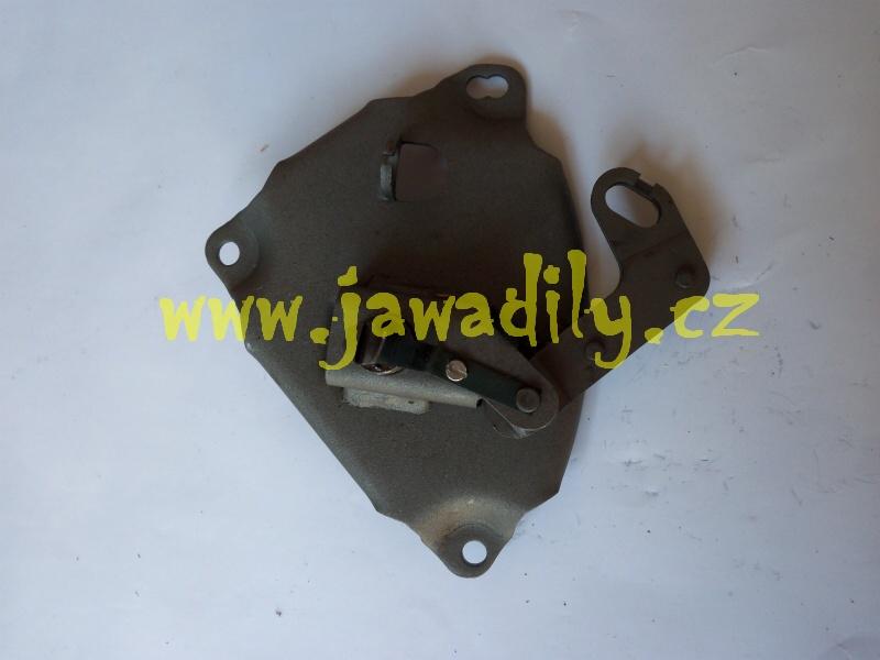 Poloautomat kompletní - Panelka 250 a Jawa 350/640