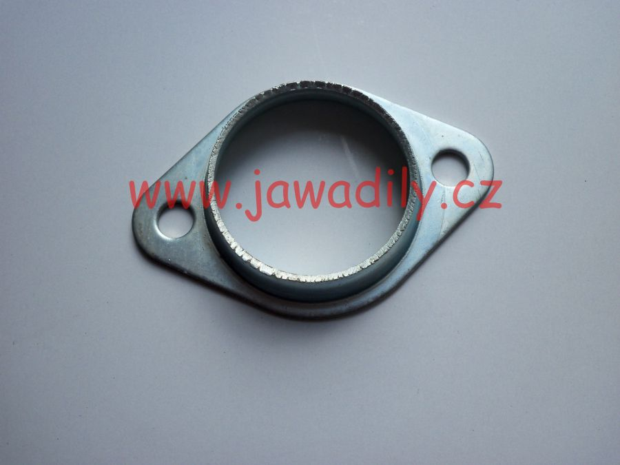 Příruba karburátoru plechová - Jawa 350/638-640