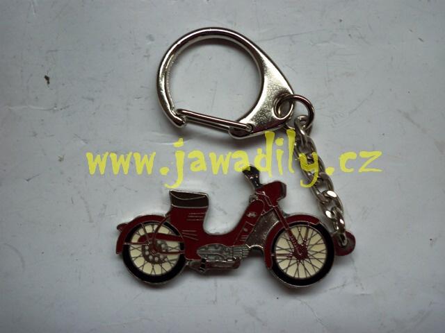 Přívěšek na klíče - Jawa pionýr 550