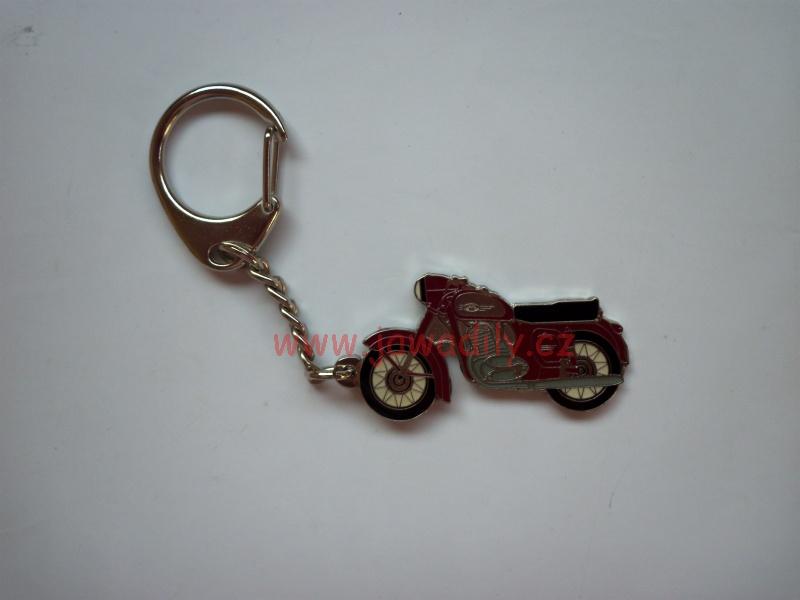 Přívěšek na klíče - Jawa 350