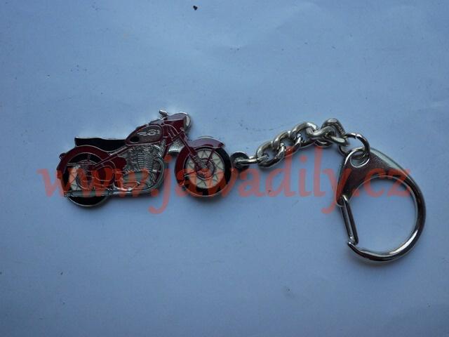 Přívěšek na klíče - Jawa 500 OHC