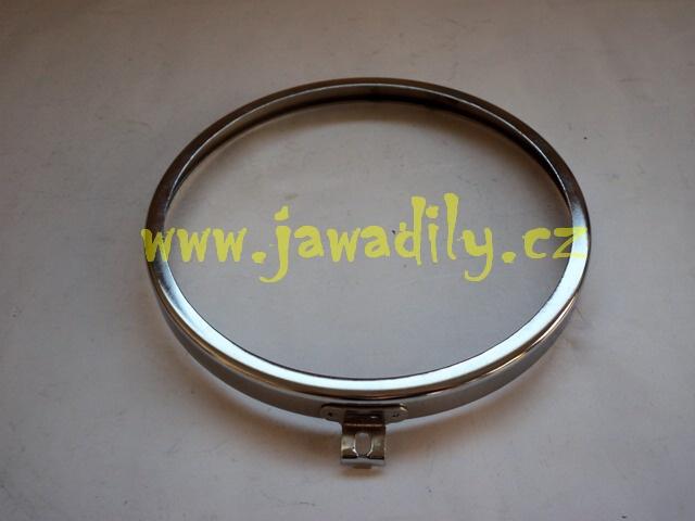 Rámeček předního světlometu - Jawa 350/634-638