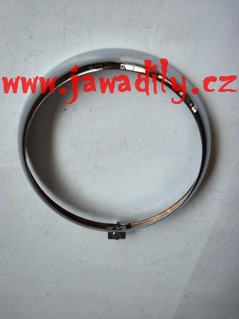Rámeček předního světlometu - ČZ 125, 150/ B,C,T
