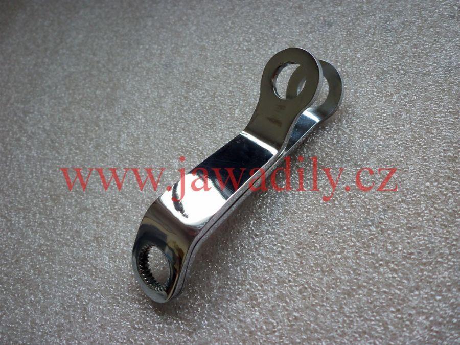 Ramínka klíče zadní brzdy - ČZ 150C ( chrom )