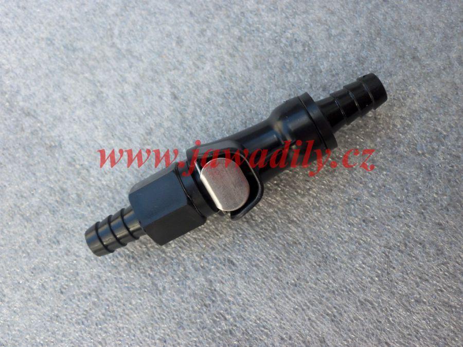 Rychlospojka k odpojení paliva se stop ventilem