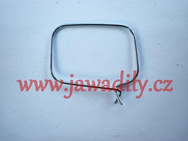 Objímka manžety řetězu - přední, Jawa 350/634-640