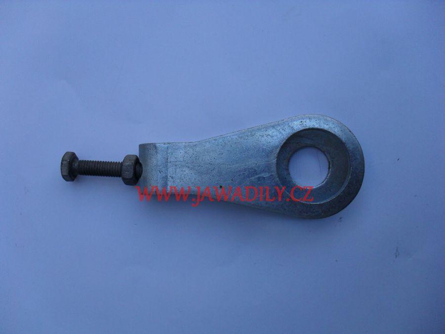 Napínák řetězu, levý - Jawa 350/634-640