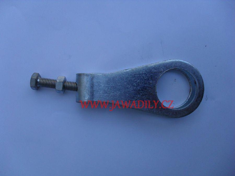 Napínák řetězu, pravý - Jawa 350/634-640